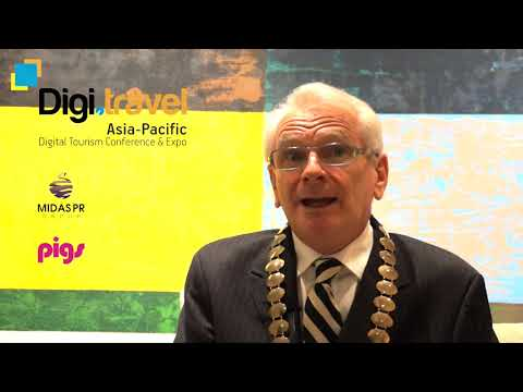 3rd Digi.travel Asia-Pacific Conference & Expo - 20 June 2018 - Andrew Wood Skal #2