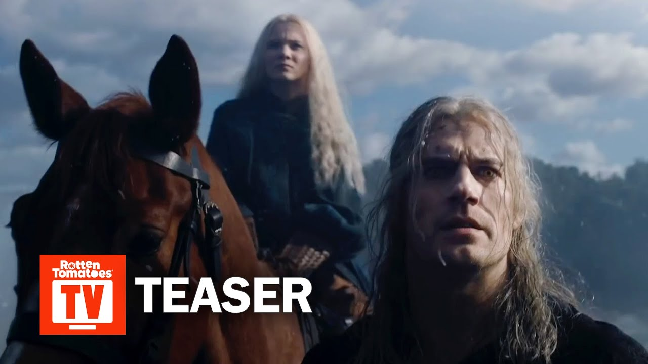Download The Witcher Season 2 Teaser | Rotten Tomatoes TV