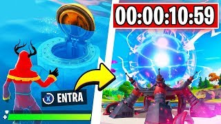 EVENTO FINALE STAGIONE 3 ATTIVO! *Leak Doomsday* Fortnite ITA
