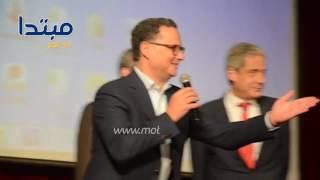 فيديو| شريف عامر: أتمنى أن أكون جدير بثقة «قسم التاريخ»