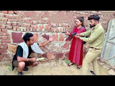 बम फोड़ दूँगा || Comedy स्टेज ड्रामा || Hurrrh || New Comedy Video 2019 || Latest Desi Comedy Video