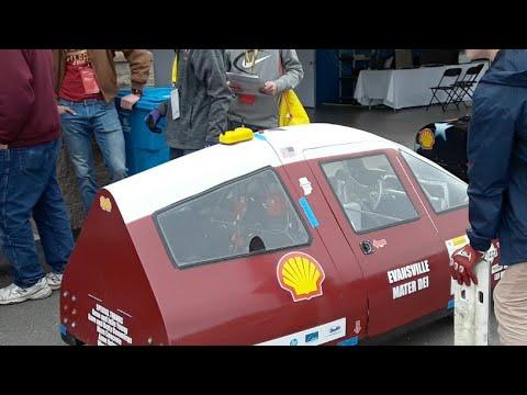 Shell Tech Inspection