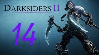 Прохождение Darksiders 2 Часть 14 (Гробница Фарисира)