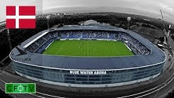 Denmark Superliga 2018/19 - Stadiums