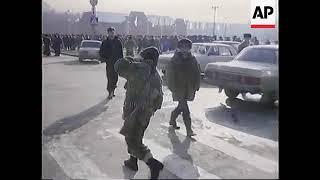 Чечня - Грозный (Начало , до войны)