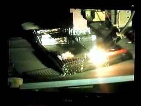 Electron Beam welding titanium