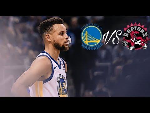 Golden State Warriors vs Toronto Raptors - Full Game Highlights - Jan 13