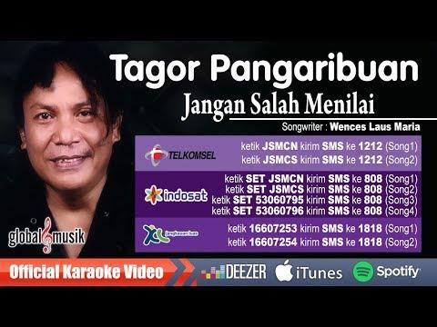 Tagor Pangaribuan - Jangan Salah Menilai (Official Karaoke Video)