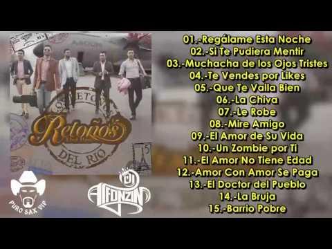 """Retoños del Río 2016 _ Álbum Completo """"Se Abre el Telón"""""""