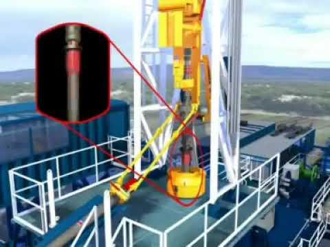 Автоматизация процесса спуско-подъемных операций при бурении скважин