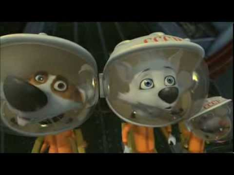 BELKA & STRELKA. SPACE DOGS 3D (Trailer)