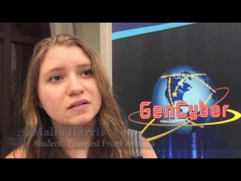 University of San Diego GenCyber Summer Program