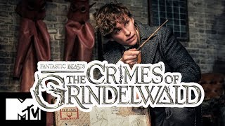 EXCLUSIVE SCENES Fantastic Beasts: The Crimes of Grindelwald | MTV Movies