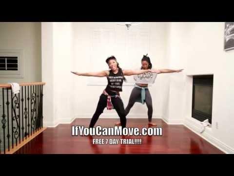 Latin Hiphop Dance Workout (Keaira LaShae)