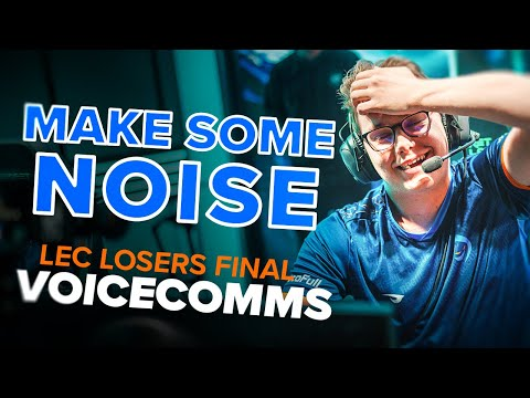 MAKE SOME NOISE   Rogue Voicecomms LEC Summer 2021 Loser's Final