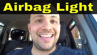 DO NOT Drive With Your Airbag Light On (Here's Why)