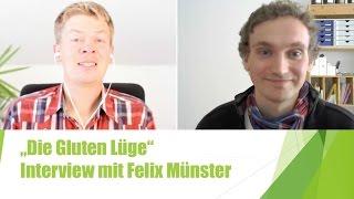 """""""Die Gluten Lüge"""" - ursprünglich und gesundes Brot - Interview mit Felix Münster"""