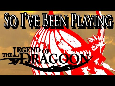 So I've Been Playing: THE LEGEND OF DRAGOON [ Review PS1 ]
