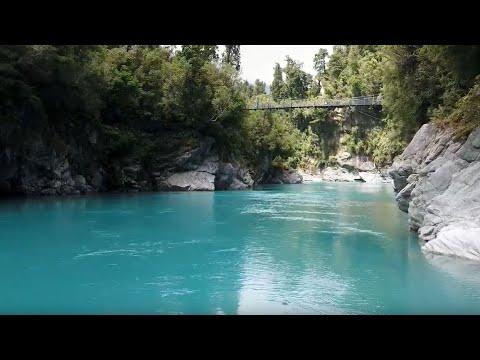 West Coast New Zealand - Hokitika Gorge