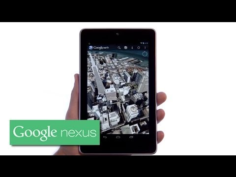 Nexus 7 (2012) - Google Apps