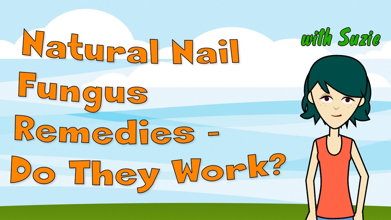 Natural Nail Fungus Remedies - Do They Work? - YouTube