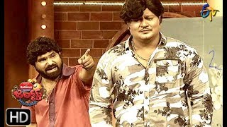 Chalaki Chanti&Sunami Sudhakar Performance | Jabardasth | 28th March 2019  | ETV Telugu