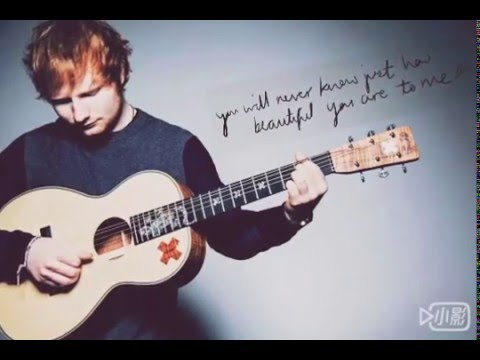 New York - Ed Sheeran