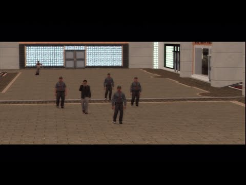 Saints Row 2 #54 Ultor - Rounds Square Shopping Center
