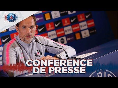 🎙 Conférence de presse de Thomas Tuchel avant Montpellier 🆚Paris Saint-Germain