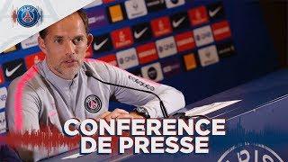 Conférence de presse de Thomas Tuchel avant Montpellier Paris Saint-Germain