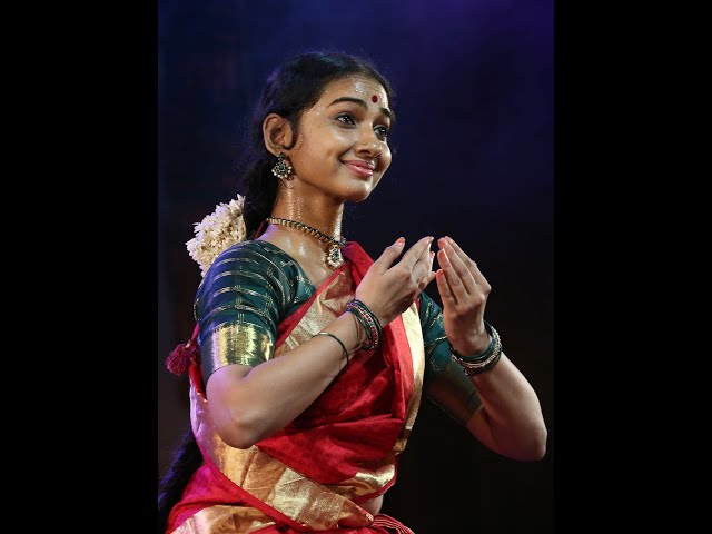 Abhirami Andathi Keertanam by Harinie Jeevitha - Sridevi Nrithyalaya - Bharathanatyam Dance