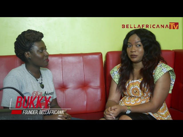 Interview with Gbemi Johnson, Founder of Oeclat on Bellafricana TV Episode 3
