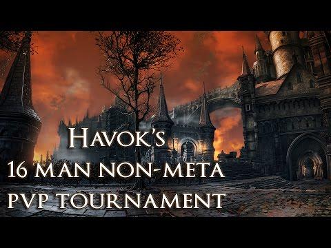 [PC] Havok's 16-Man Non-Meta Tournament w/ Timestamps