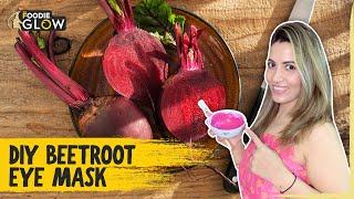 DIY Beetroot Face Mask Karwa Chauth Special Face Mask The Foodie Glow