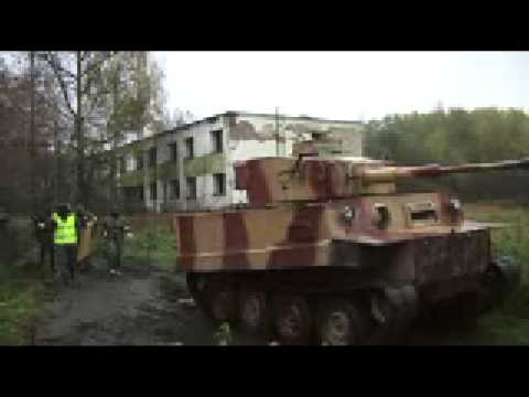 paintball war with panzer tiger and panther youtube. Black Bedroom Furniture Sets. Home Design Ideas