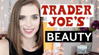 Trader Joes Beauty Products Reviews