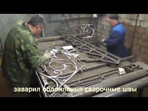 59 Загиб винтовых перил.#ХОЛОДНАЯ КОВКА  #БЕЗ СТАНКОВ И #НАГРЕВА.