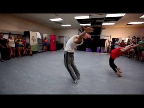 "Blake McGrath- JLO ""Tens"" Choreography"