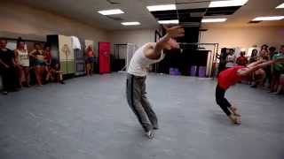 "Blake McGrath- JLO ""Tens"" Choreography"
