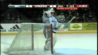 UMass Hockey Highlights From 4-3 Loss In Overtime To Merrimack