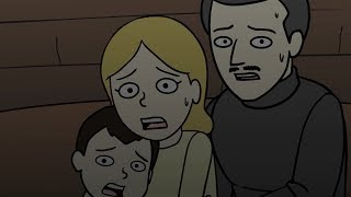 True Creepy Intruder Horror Story Animated