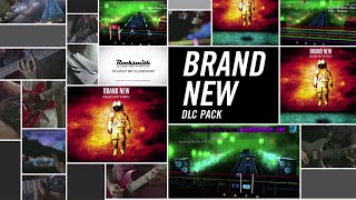 Rocksmith 2014 Edition - Brand New Song Pack