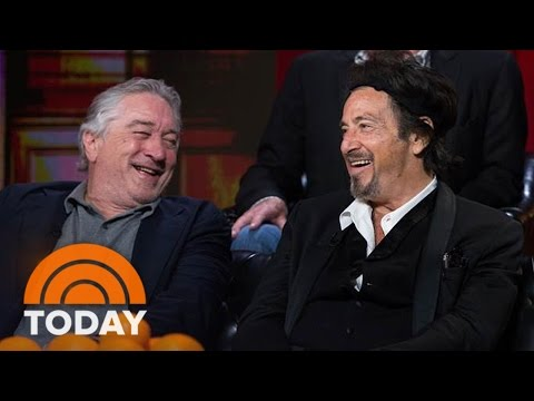 'The Godfather' Reunion Brings Cast And Director Together For 45th Anniversary (Full) | TODAY