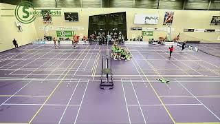 Sudosa-desto H1 VS Bovo H1 / koffie oordeel.nl Sudosa-desto D1 VS Rabobank Orion volleybal D1