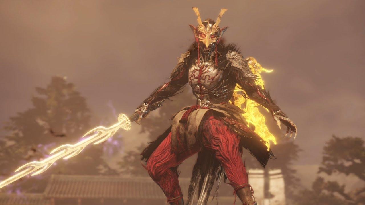 Nioh 2 DLC - Minamoto no Yoshitsune Final Boss Fight