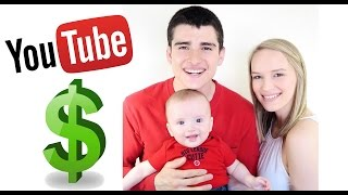 How much does OkBaby make on Youtube