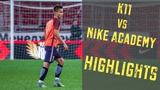 K11 VS Nike Academy | LUKA | Highlights |