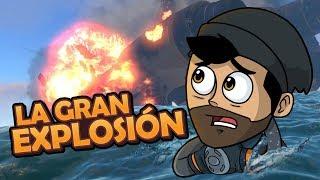 LA GRAN EXPLOSIÓN | Subnautica #2