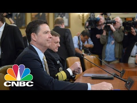 James Comey: I Have No Information To Support President Trump's Wiretap Tweets | CNBC