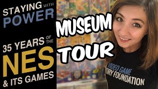 Staying With Power: 35 Years of NES History - Museum Tour